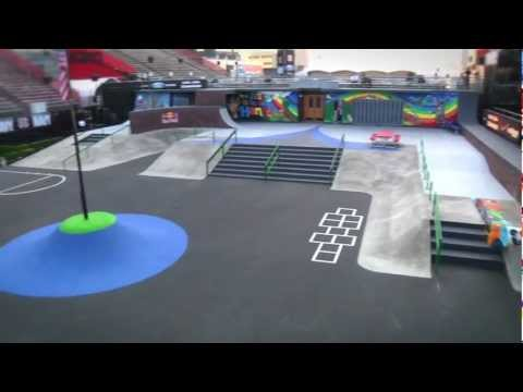 2012 Hometown Skateboard Qualifiers at X Games