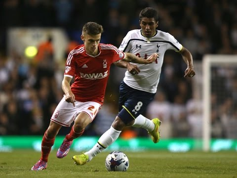 Highlights: Tottenham 3-1 Forest (24.09.14)