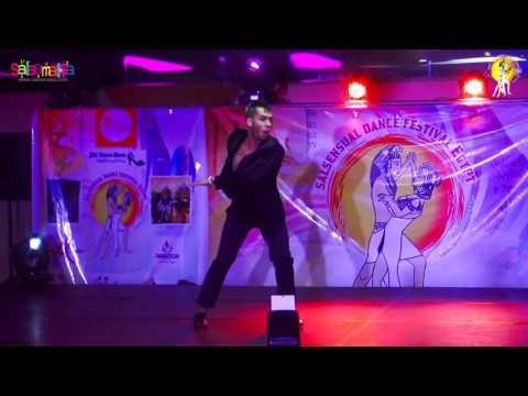 Leo Charanga Solo Dance Performance | 1.EIDC