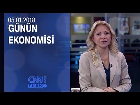 Günün Ekonomisi 05.01.2018 Cuma