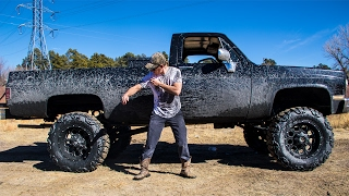 Epic Mudding FAIL!