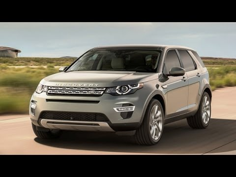 Land Rover Discovery Sport to be Launched in India on 2nd September