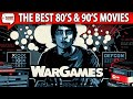 WarGames (1983)   Best Movies Of The 80's & 90's Review