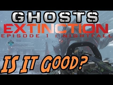 Call of Duty: Ghost EXTINCTION