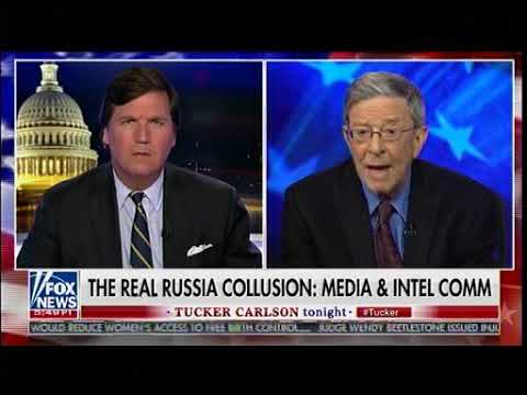 The Real Russia Collusion: Media & Intel Comm - Tucker Carlson