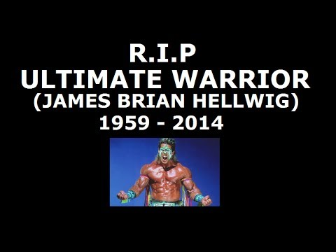 Ultimate Warrior Death Tribute Video - WWE 2K14