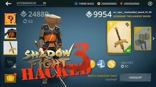SHADOW FIGHT 3 HACK 2018 ||FIXED||