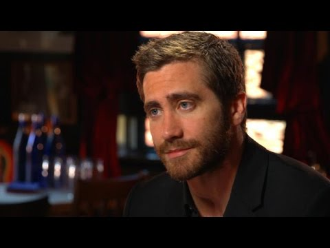 Jake Gyllenhaal Discusses His Latest Movie