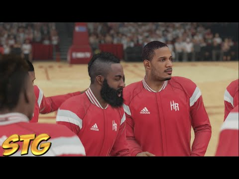 NBA 2k15 PS4 HD Gameplay - Houston Rockets vs Dallas Mavericks! Chandler Parsons Returns!