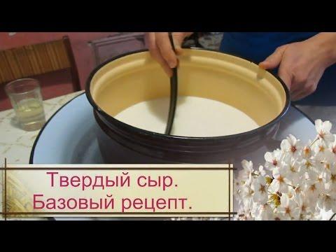 Рецепт сыра на пепсине