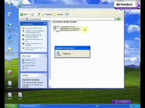 como conectar dos ordenadores en red BUENO