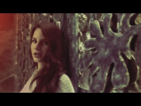 Lana Del Rey - Summertime Sadness (Cedric Gervais Remix) [Music Video] [HD]