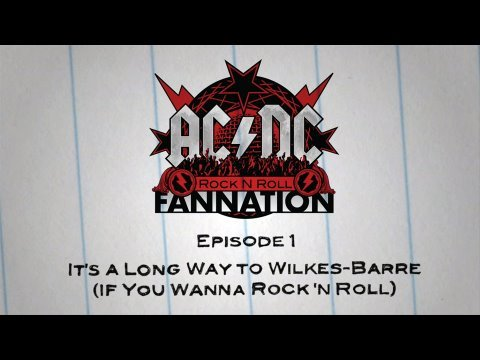 AC/DC Rock n Roll Fannation  - Episode 1