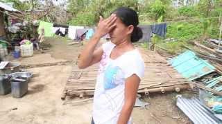 Haiyan Disaster - Survivors Recall Tragic Storm