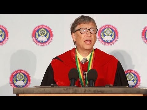 Bill Gates: Health, agriculture key to Africa's development