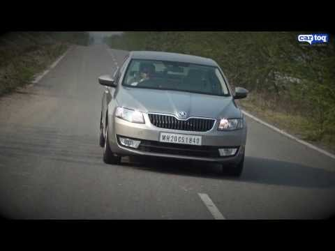 Skoda Octavia Ambition diesel video review by CarToq.com