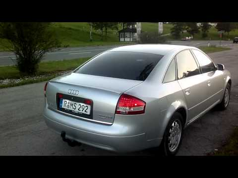 Audi A6 tuning (just a little).mp4