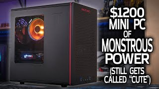 Building a TINY but Surprisingly Powerful $1200 Gaming PC