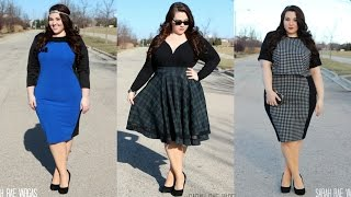Winter Fashion in Missguided+ |Plus Size Fashion|