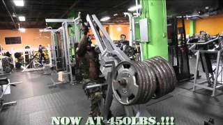Prophecy Workout Kills Machines & Weights!!!!