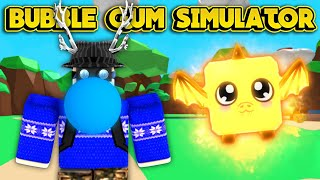 BUYING THE BEST PET IN BUBBLE GUM SIMULATOR! (ROBLOX Bubble Gum Simulator)