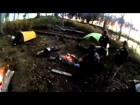 GoPro: Camping Lake Murray, SC