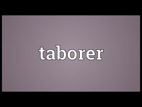 Header of taborer