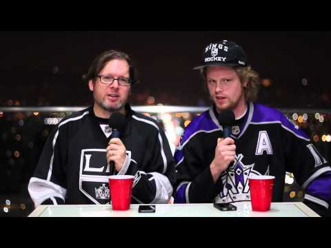 Episode 197 - Los Angeles Kings vs. San Jose Sharks - Game 2 (2013 NHL Playoffs)