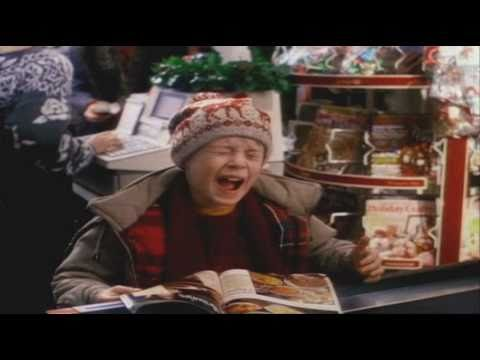 """Home Alone"" Best Christmas Movies Of All Time Ever (1990 English Movie Family Film)"