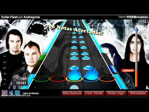 Guitar Flash Andragonia 100 FC Expert 63.163