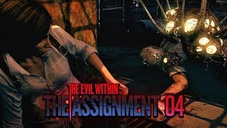 THE EVIL WITHIN: THE ASSIGNMENT #004 - Hässlicher Human-Herpes ★ Let