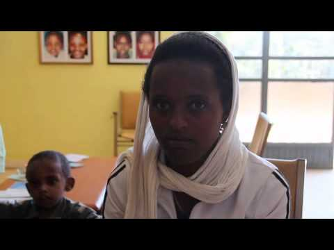 An interview with Ethiopia CUREkid Meaza