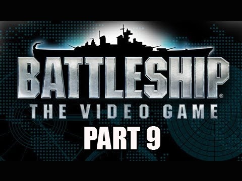 Battleship Walkthrough - Part 9 Turret PS3 XBOX PC Let's Play ( Gameplay / Commentary )