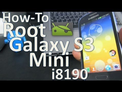 [How-To] Root Galaxy S3 MINI i8190L (Español Mx)