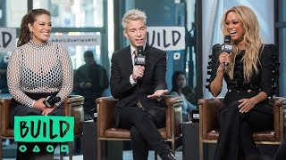 "Tyra Banks, Ashley Graham & Drew Elliott On Season 24 Of ""America's Next Top Model"""