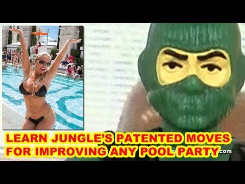 The Pool Party Stunt Dump Fiasco - Action Figure Therapy