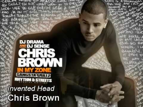 Chris Brown Invented Head on Invented Head   Chris Brown Music Videos