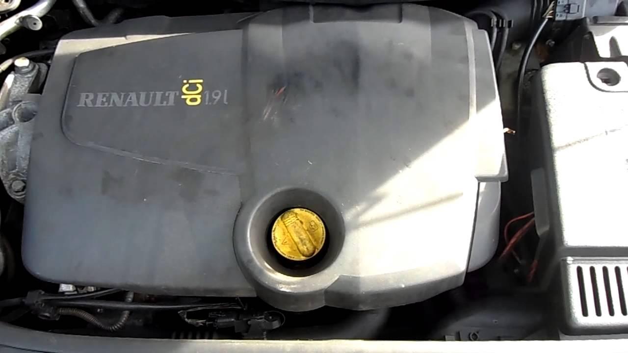 2004    RENAULT       MEGANE       1      9    DCI DIESEL ENGINE  YouTube