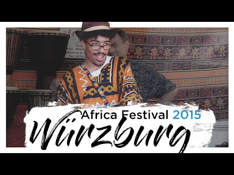 Africa Festival Würzburg 2015 | MöhreTV