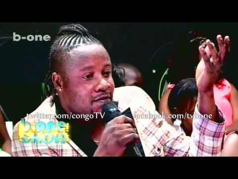 B-one Show de Dauphin Bulamatari reçoit Vue de Loin et Maman