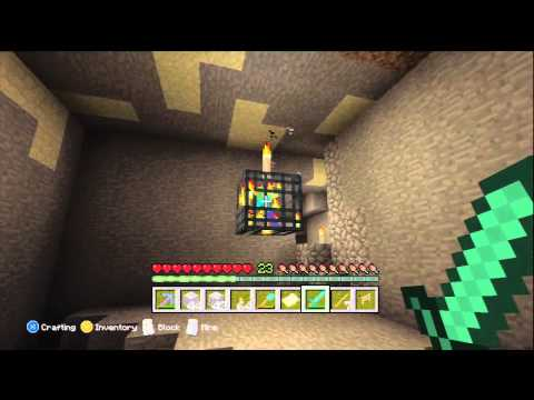 Minecraft Xbox 360 - Title Update 7 New Addition - Changed Spawner Design.