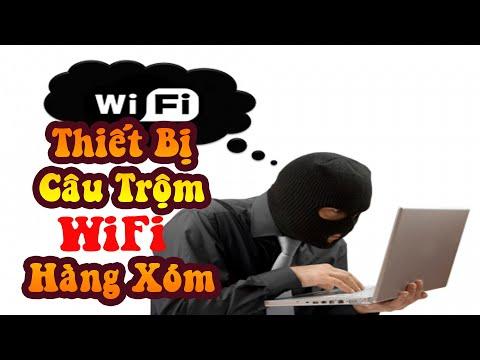 Thiết bị Giúp câu wifi nhà hàng xóm cho anh em nào không biết