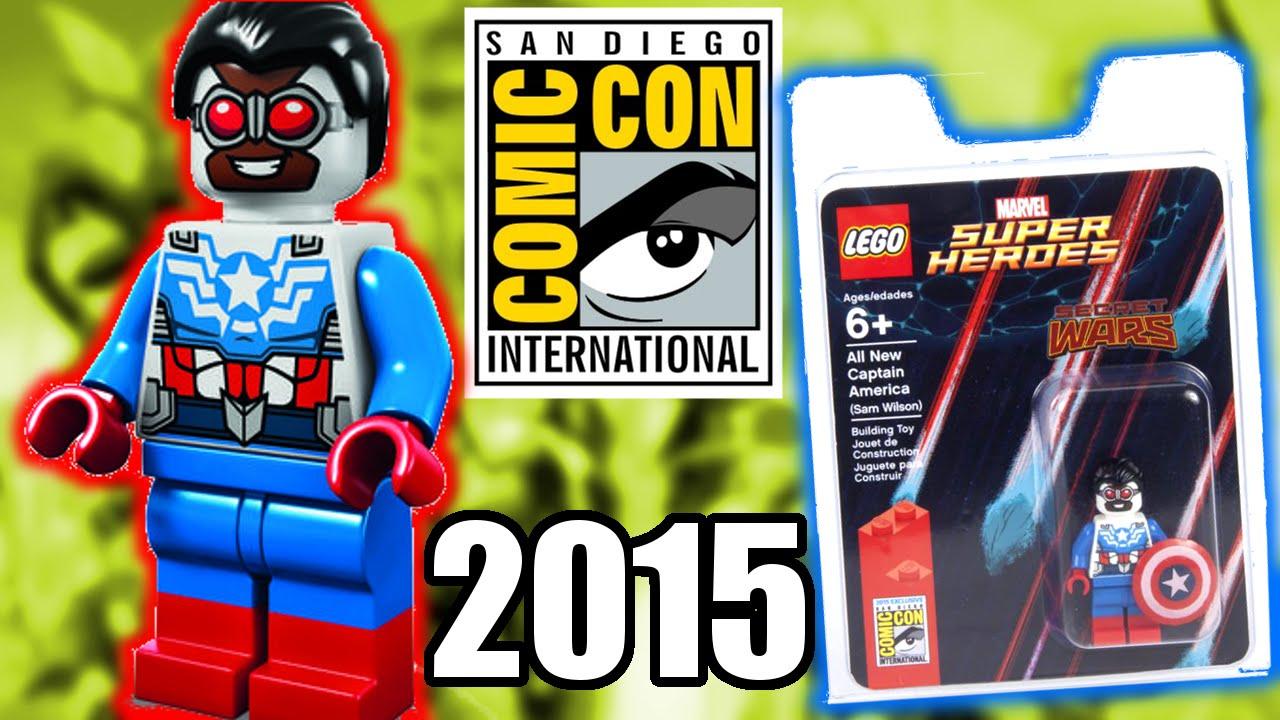Captain America Comics 2015 Captain America Sdcc 2015