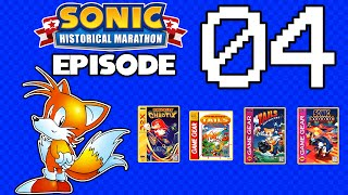 Sonic Historical Marathon - Episode 4: Subpar Side-Games