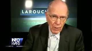 Lyndon LaRouche on Alex Jones - Rapid Population Reduction