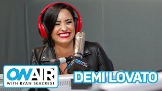 Demi Lovato On Making New Single