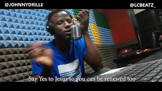 LC BEATZ-  IN CHRIST ALONE ft JOHNNY DRILLE (COVER)
