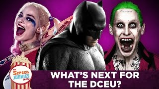 What Suicide Squad Means For The DCEU