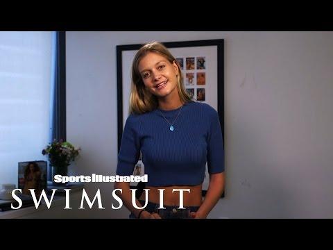 Mathilde Frachon SI Swimsuit 2016 Casting Call