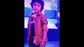Shivansh budhiraja fashion show finale